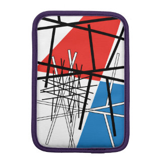 Intersection of Lines & Planes iPad Mini Sleeves