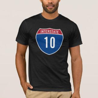 Interstate 10 T-Shirt