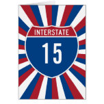 Interstate 15 cards