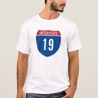 Interstate 19 T-Shirt