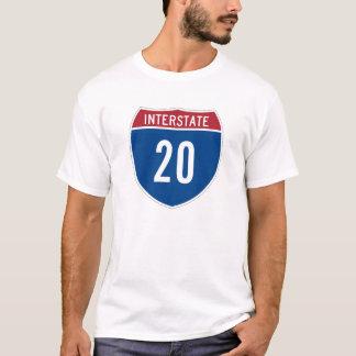 Interstate 20 T-Shirt