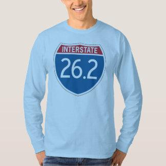 Interstate 26.2 T-Shirt
