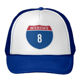 Interstate 8 Hat