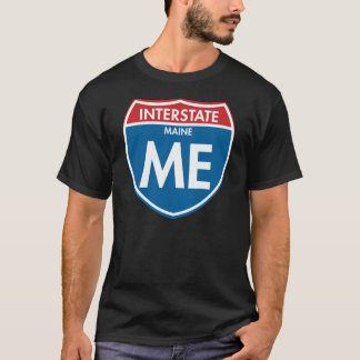 Interstate Maine ME T-Shirt