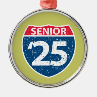Interstate Senior '25 Ornament