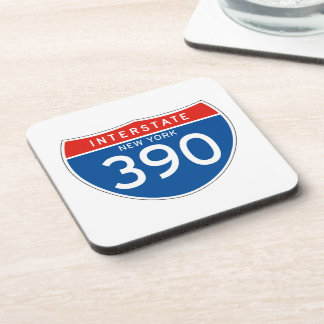 Interstate Sign 390 - New York Coasters