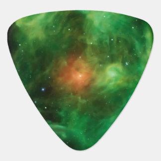 Interstellar Dust Custom Guitar Pick
