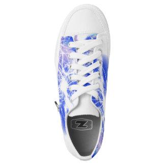 Interstellar Pearl Printed Shoes