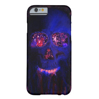 Interstellar Skull Barely There iPhone 6 Case