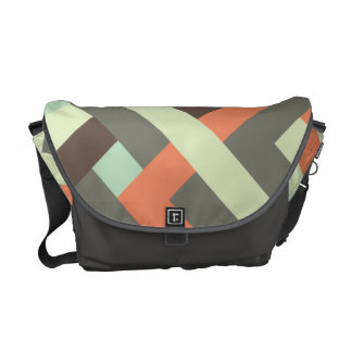 Intertwined 002 Messenger Bag