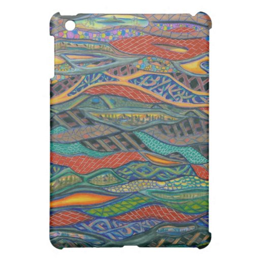 Intertwined IPad Cover