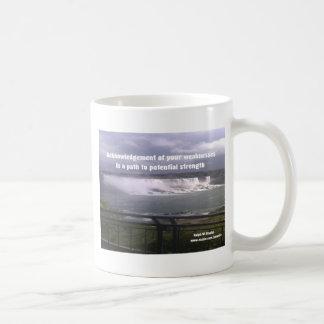 intervention basic white mug