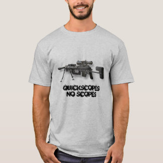 Intervention, QuickscopesNo Scopes T-Shirt