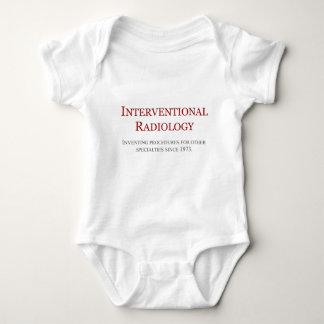 Interventional Radiology Baby Bodysuit