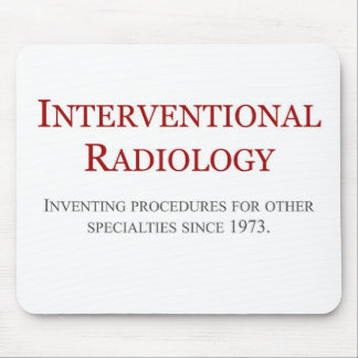 Interventional Radiology Mouse Pads