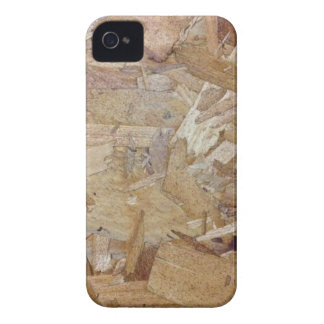 Interweaving particle board Case-Mate iPhone 4 case