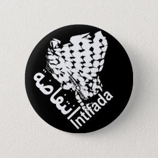 Intifada 6 Cm Round Badge