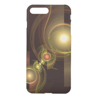 Intimate Connection Abstract Art Deflector iPhone 8 Plus/7 Plus Case
