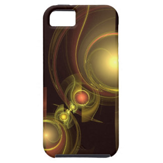 Intimate Connection Abstract Art iPhone 5 iPhone 5 Cover