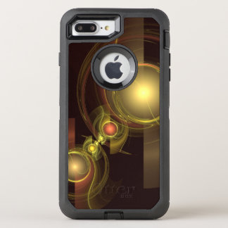 Intimate Connection Abstract Art OtterBox Defender iPhone 8 Plus/7 Plus Case