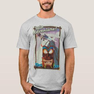 into adventure! T-Shirt