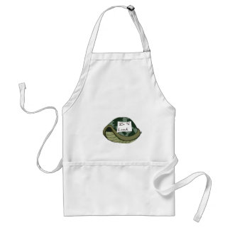 into lunch standard apron