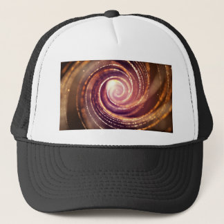 Into the abyss trucker hat