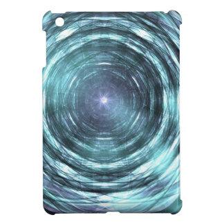 Into the black hole cover for the iPad mini