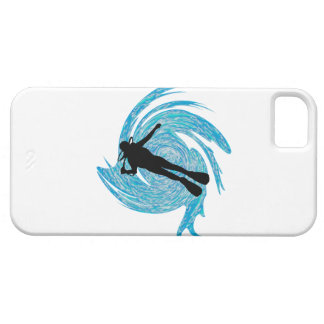 Into the Blue Barely There iPhone 5 Case