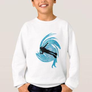 Into the Blue Sweatshirt