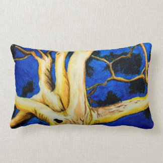 Into the Branches Lumbar Cushion
