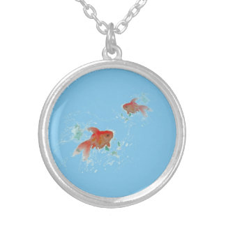 Into the fish bowl- Necklace