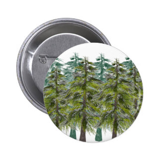 INTO THE FOREST 6 CM ROUND BADGE