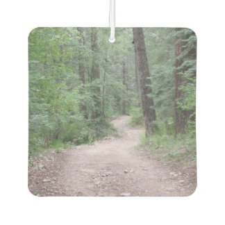 Into the Forest Car Air Freshener