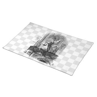 Into the Looking Glass Placemat