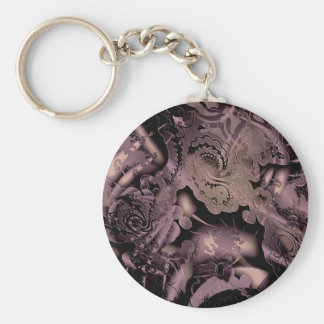Into the Maze Basic Round Button Key Ring