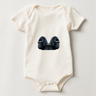 Into the Mist Baby Bodysuit