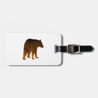 Into the Mystic Luggage Tag