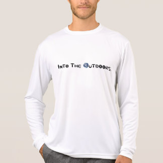 Into The Outdoors - Workout! T-Shirt