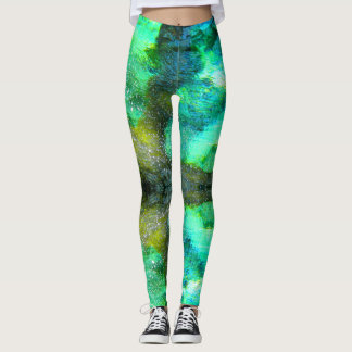 Into the Springs! Leggings