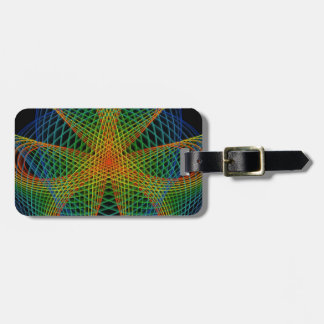 into the Web Luggage Tag