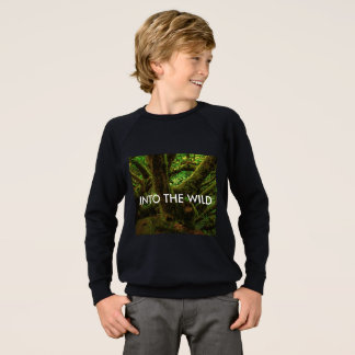 Into The Wild Boys Magical Forest Sweatshirt