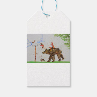 Into the Wild Gift Tags