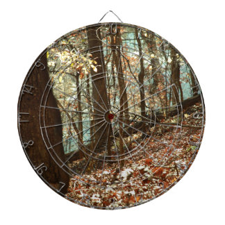 Into the Woods Dartboard