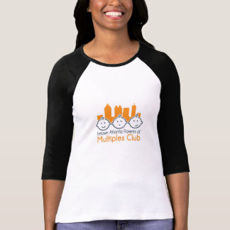 Intown Atlanta Parents of Multiples (IAPOMC) T-Shirt
