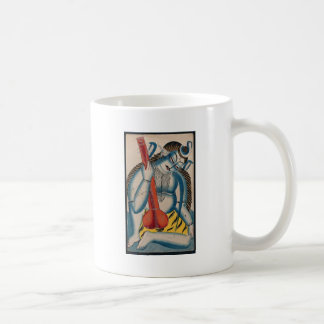 Intoxicated Shiva Holding Lamb Coffee Mug