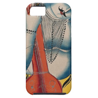 Intoxicated Shiva Holding Lamb Tough iPhone 5 Case