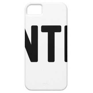 INTP CASE FOR THE iPhone 5