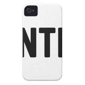 INTP iPhone 4 Case-Mate CASE