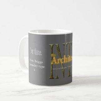 INTP theArchitect Coffee Mug